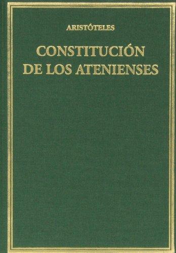 Constitución de los atenienses (Alma Mater)