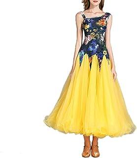 Cestbon Ballsaal Praxis Tanz Röcke Modernen Walzer Tango Glatter Gesellschaftstanz Kostüme Flamenco-Kleider Designer-Tanz