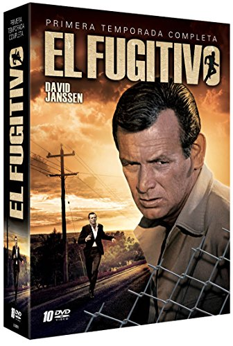 Pack El Fugitivo - Temporada 1 (The Fugitive) [DVD]