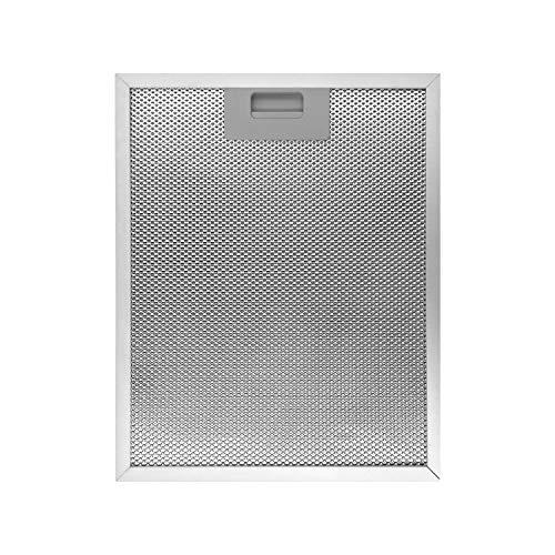 CIARRA CBCB6736C Campana Extractora Decorativa 60cm 380 m³/h - 3 Velocidades de Extracción - Evacuación al Exterior y Recirculación Interna por Filtro de Carbón CBCF002X2 - Cristal y Acero inoxidable