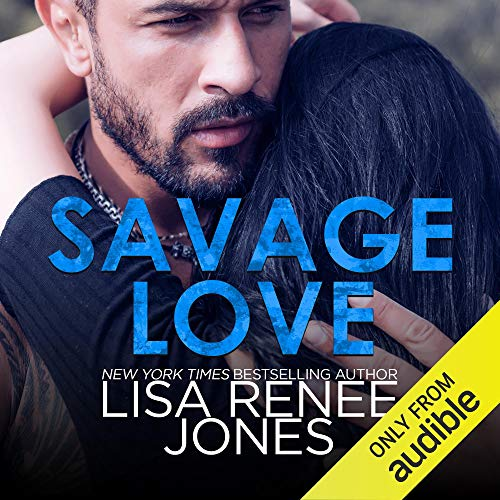 Savage Love audiobook cover art