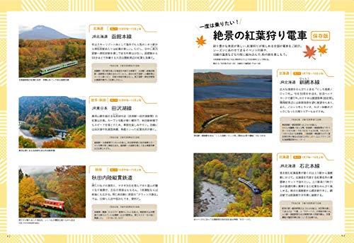 『旅と鉄道 2019年増刊10月号 電車で行く紅葉&温泉の旅』の5枚目の画像