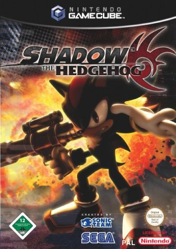 Sonic - Shadow the Hedgehog (Sonic)