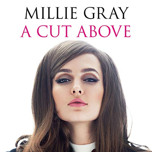 A Cut Above audiobook cover art