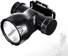RMXMY Outdoor Portable Mini Waterproof Super Bright Long-Range Glare Multi-Function Head-Mounted Miner's lamp Rechargeable Small Headlight