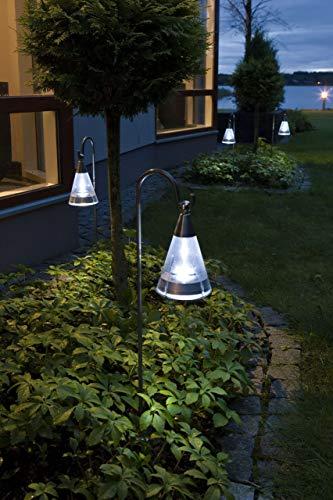 Konstsmide ASSISI 7632 Luminaire de Jardin sur batterie 0.1 watt