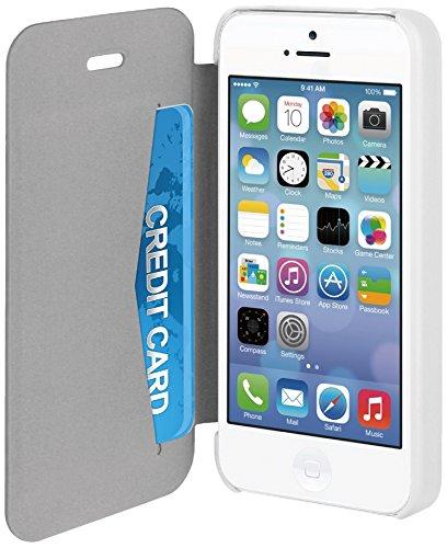 Muvit MUEAF0059 iPhone 5/5S Easy Funda para White