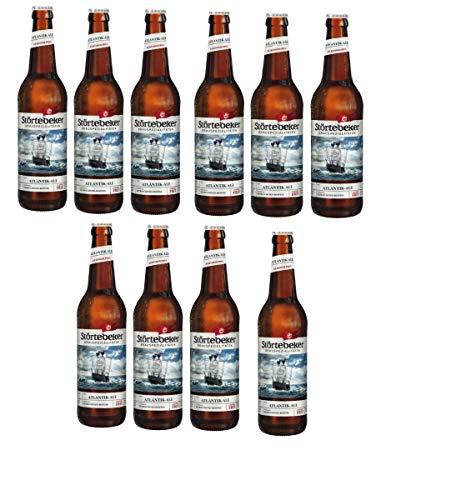 10 Flaschen Störtebeker Atlantik Ale Alkoholfrei a 0,5L Brauspezialität Vol. inc. 0.80€ MEHRWEG Pfand