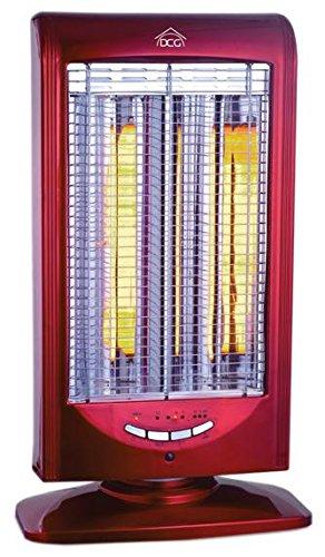 DCG Eltronic SA9822 T 1000W Rosso stufetta elettrica