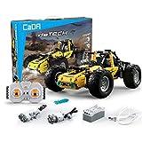SERBVN Cada C51043W Tech Off-Road Buggy, con Motores, Luces y Control Remoto, Buggy Todoterreno Compatible con Lego Technic - 522 Piezas