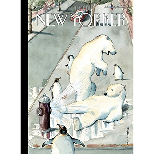 The New Yorker (July 23, 2007) cover art