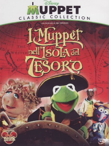 Muppet Treasure Island [DVD] [1996] by Tim Curry: Amazon.es ...