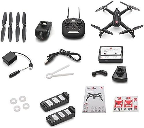 CatcherMy MJX Bugs Drohne 5 Watt B5W 1080 P 5G WiFi FPV Kamera GPS RC Drone Quadcopter RC Drone