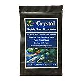 HYDRA Crystal Green Alghe tratta fino a 10.000 litri + trattamento acqua verde alghe laghetto 1 kg