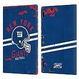 Head Case Designs Licenciado Oficialmente NFL Casco Distressed Look 100th New York Giants Logo Art C...