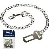 Ezee Paws - Cinturón de Seguridad para Perro (65 cm)