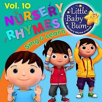 Nursery Rhymes & Children's Songs Vol. 10 (Sing & Learn with LittleBabyBum)