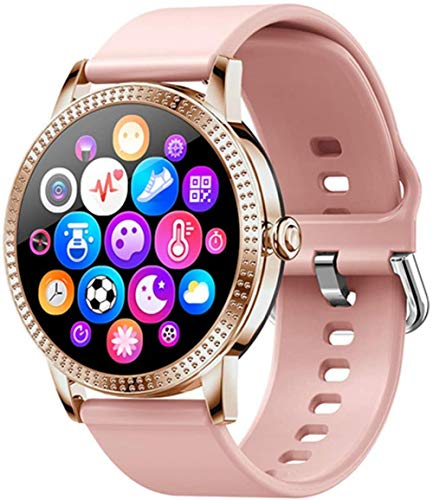 Reloj inteligente 2021 Smartwatch Hombres s Y Mujeres s Impermeable Deportes Fitness Pulsera para Android B