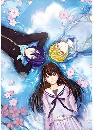 ALTcompluser Anime Noragami Poster, Dekorative Poster Drucken Wand Café Bar(#5)