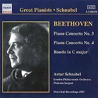 Piano Concertos 3 & 4 / Rondo in C Major