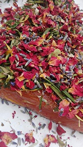Lachs gebeizt mit Rosmarin, Dill und Rose/Lavendel 1.1kg