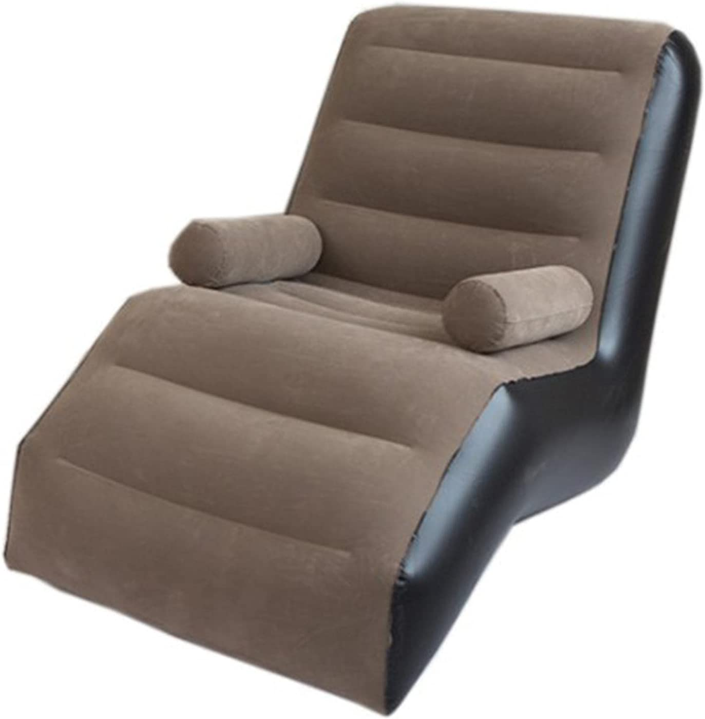 Leisure Max 72% OFF Inflatable Lazy Sofa Portable Chair Max 52% OFF Dec