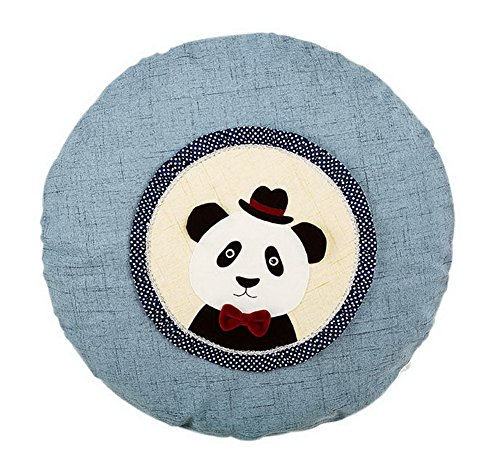 Spicy Meow Home Allround Tuch Fan Cover Cartoon Runde Fan Boden Fan Staub Abdeckung Panda Baby