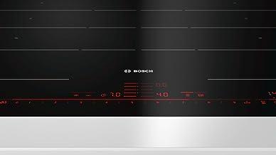 Bosch pxy801de2e série 8Plaque Électrique/induction/79,2cm/Perfect Fry, Power Boost/élargie Flex à induction Zone/Noir