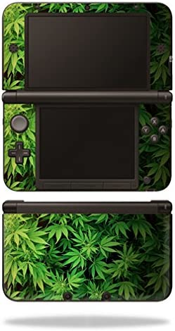 MightySkins Skin Compatible with Nintendo 3DS XL Shipping included Max 86% OFF - Weed Protec