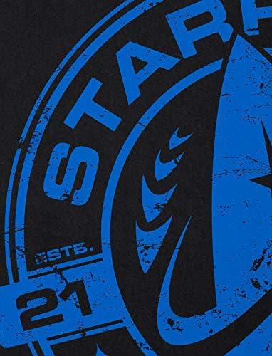 style3 Starfleet Academy Camiseta para Hombre T-Shirt Trekkie Trek Kirk Spock