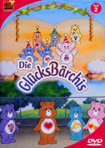 Die Glücksbärchis - Vol. 2 (DiC Entertainment)