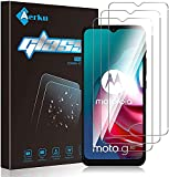 Aerku Cristal Templado Protector de Pantalla para Motorola Moto E7i Power/Moto E7 Plus/Moto E7 Power, 9H HD Alta Sensibilidad 2.5D Resistente a Arañazos Vidrio Templado [Transparente] [3 Piezas]