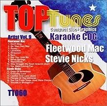 Top Tunes CDG Fleetwood Mac / Stevie Nicks Artist Vol. 9 TT-060