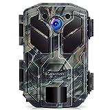 APEMAN Caméra de Chasse 20 MP 1080P avec Vision Nocturne Infrarouge jusqu'à 20 m étanche IP66 aux Projections d'Eau pour...