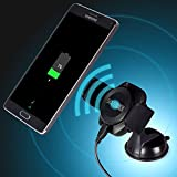 Wireless Charger Qi Standard Compatible with...