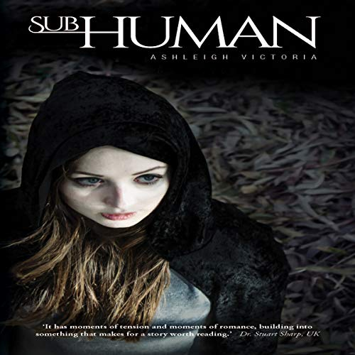 SubHuman audiobook cover art