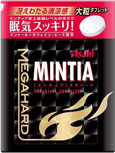 アサヒグループ食品 ミンティアメガハード 50粒×10個