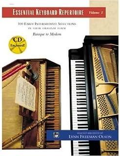 Essential Keyboard Repertoire, Vol 1: 100 Early Intermediate