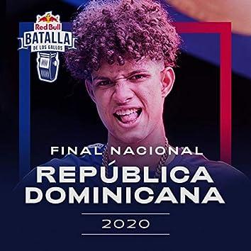 Final Nacional República Dominicana 2020 (Live)