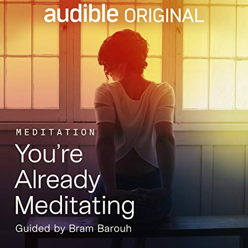 You're Already Meditating audiobook cover art