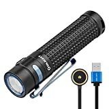 Olight S2R II Rechargeable LED Flashlight Powerful...