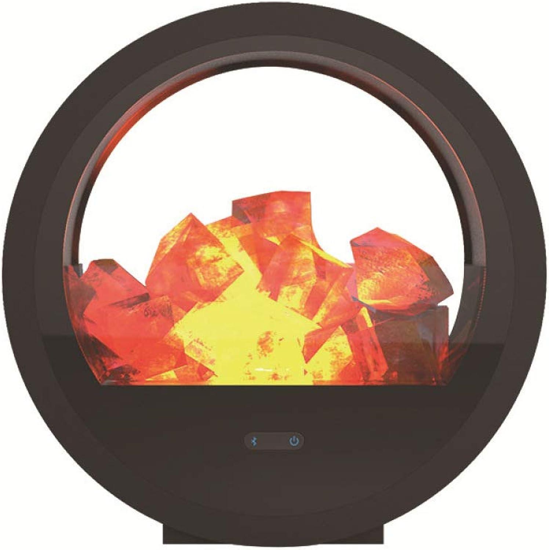 NZB Salz Licht Blautooth Lautsprecher, Himalaya Salz Lampe, Dimmbare Salz Lampe, Schlafzimmer, Studie, Inneneinrichtungen