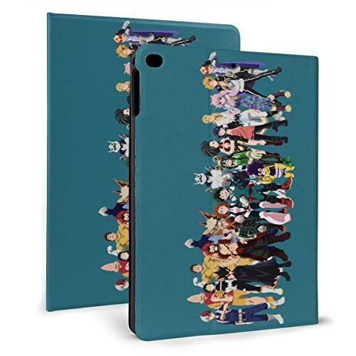 Comics My Hero Academia iPad Case Auto Wake/Sleep, Suitable for iPad mini4/5 7.9'', iPad air1/2 9.7