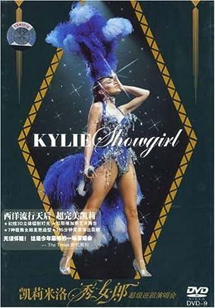 凯莉米洛.秀女郎:超级巡回演唱会(DVD9)