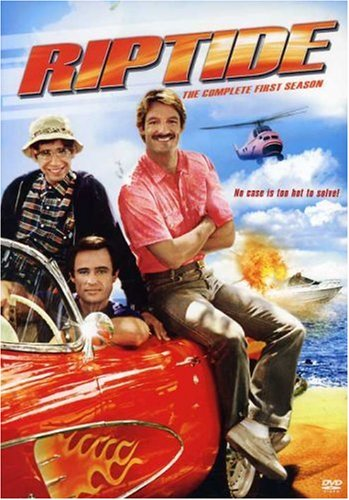 Riptide - The Complete First Season