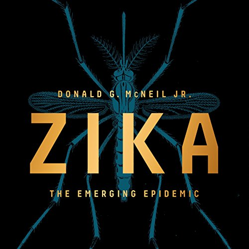 Zika audiobook cover art