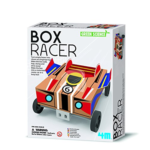 4M Green Science – Boxer Racer