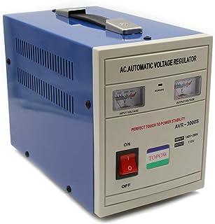 Heavy Duty 3000W Watt Step Down 220 to 110 Power Voltage Converter Transformer Stabilizer