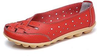 1e297411 Gaatpot Mocasines para Mujer Respirable Ligero, cómodo y Antideslizante  Moda Loafers Casual Zapatillas Verano Zapatos