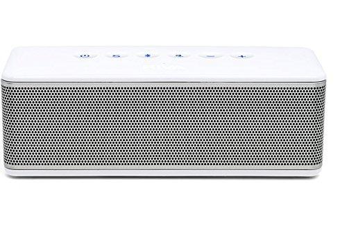 RIVA RS01S S Bluetooth Lautsprecher schwarz/weiß/silber